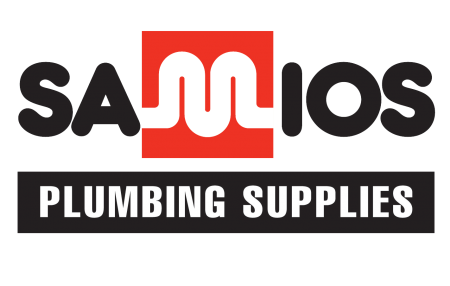 Samios Plumbing Supplies Logo