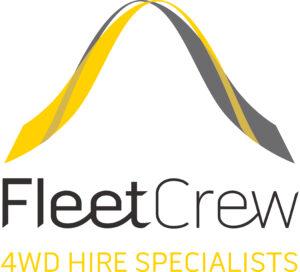 FleetCrew 4WD Hire Specialists Logo