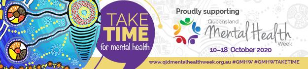 Queensland Mental Health Week Signature Block