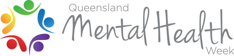 Queensland Mental Health Week Logo