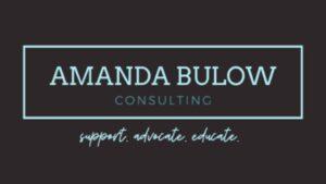 Amanda Bulow Logo